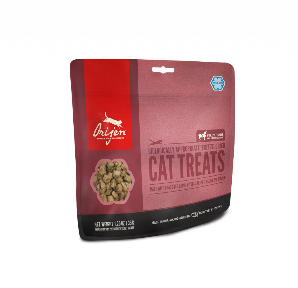 ORIJEN Orijen Cat Freeze Dried 1.5oz -  Raised Ranch Lamb