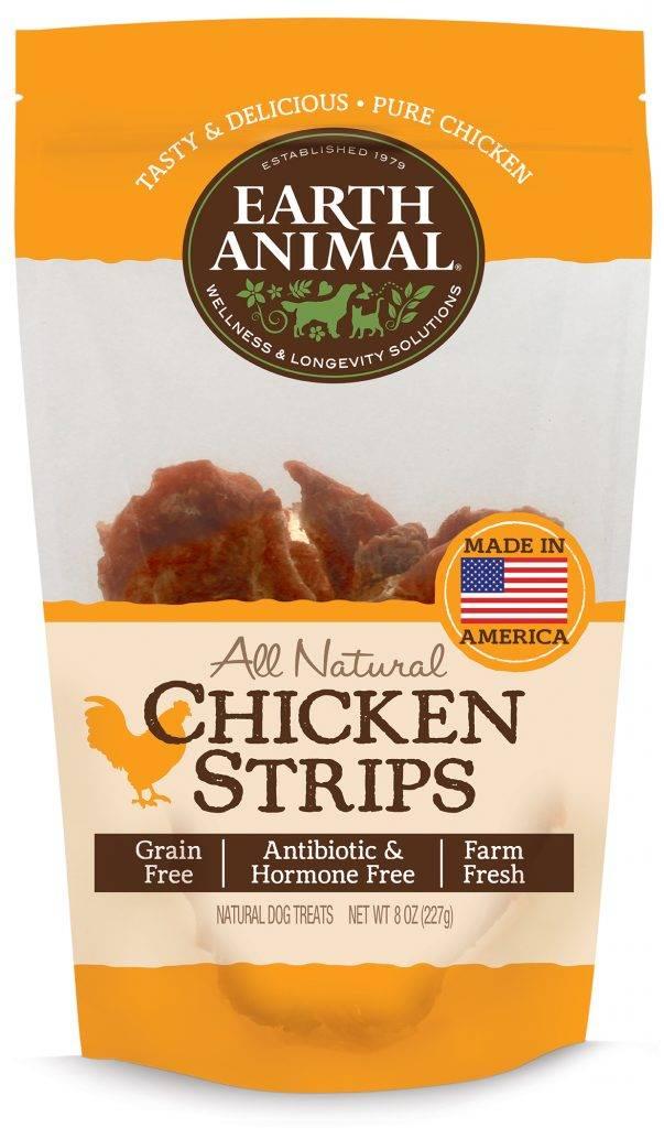 Earth Animal Earth Animal No Hides -  Chicken Singles