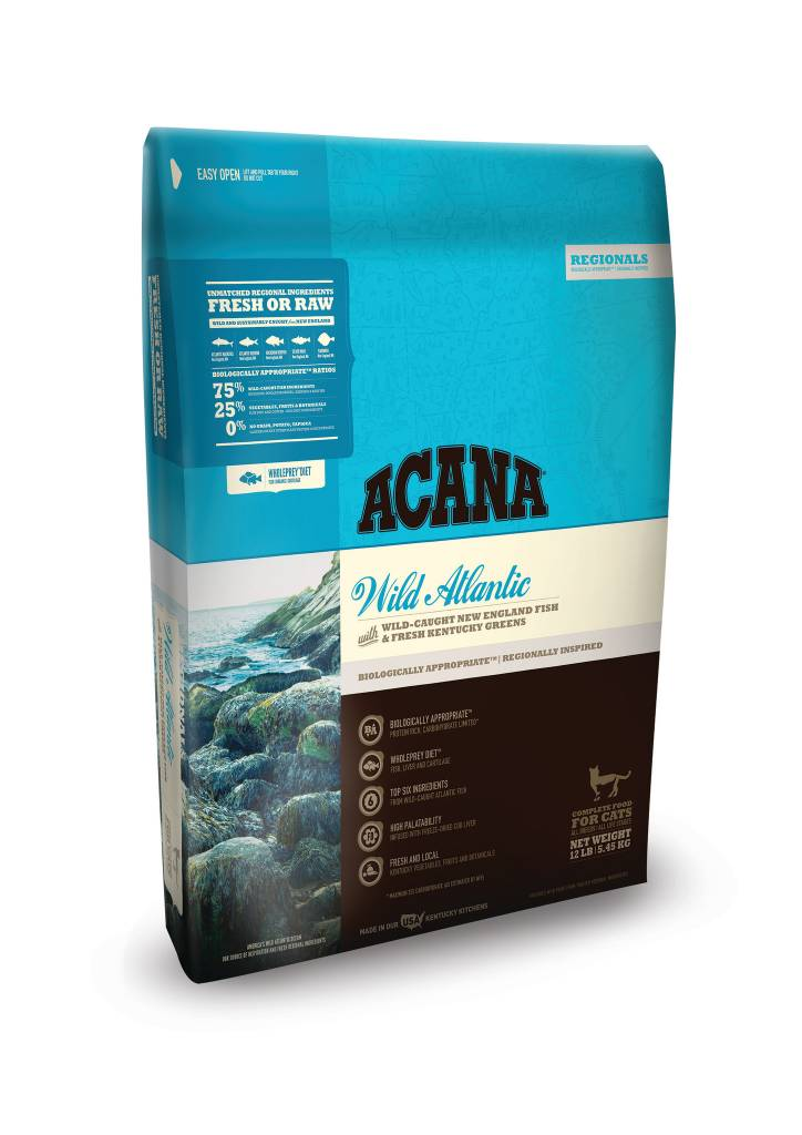 ACANA Acana Cat Regionals Wild Atlantic 4lb