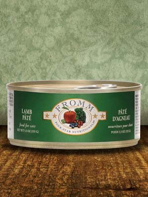 FROMM Fromm Cat Four-Star Pate Lamb 5.5oz