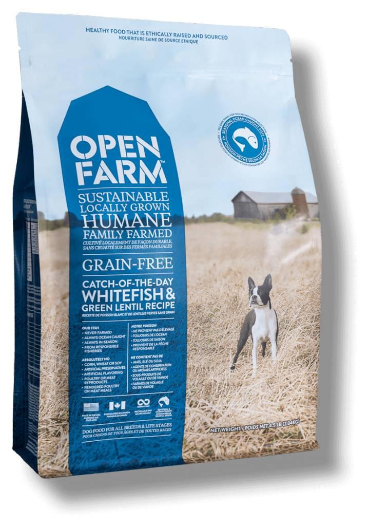 Open Farm Open Farm Catch-Of-The-Season Whitefish & Green Lentil