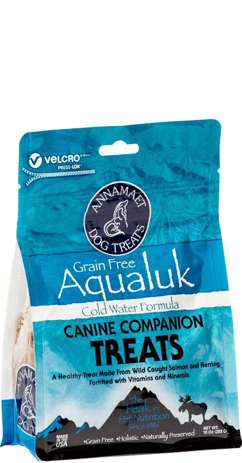 ANNAMAET Annamaet Aqualuk Fish Treats 10 oz