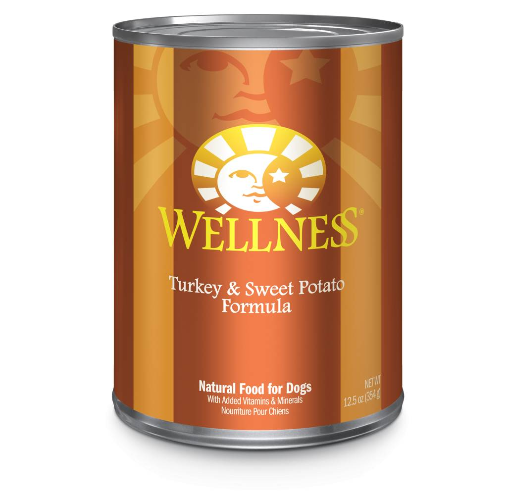 WELLNESS Wellpet Turkey and Sweet Potato 12.5oz