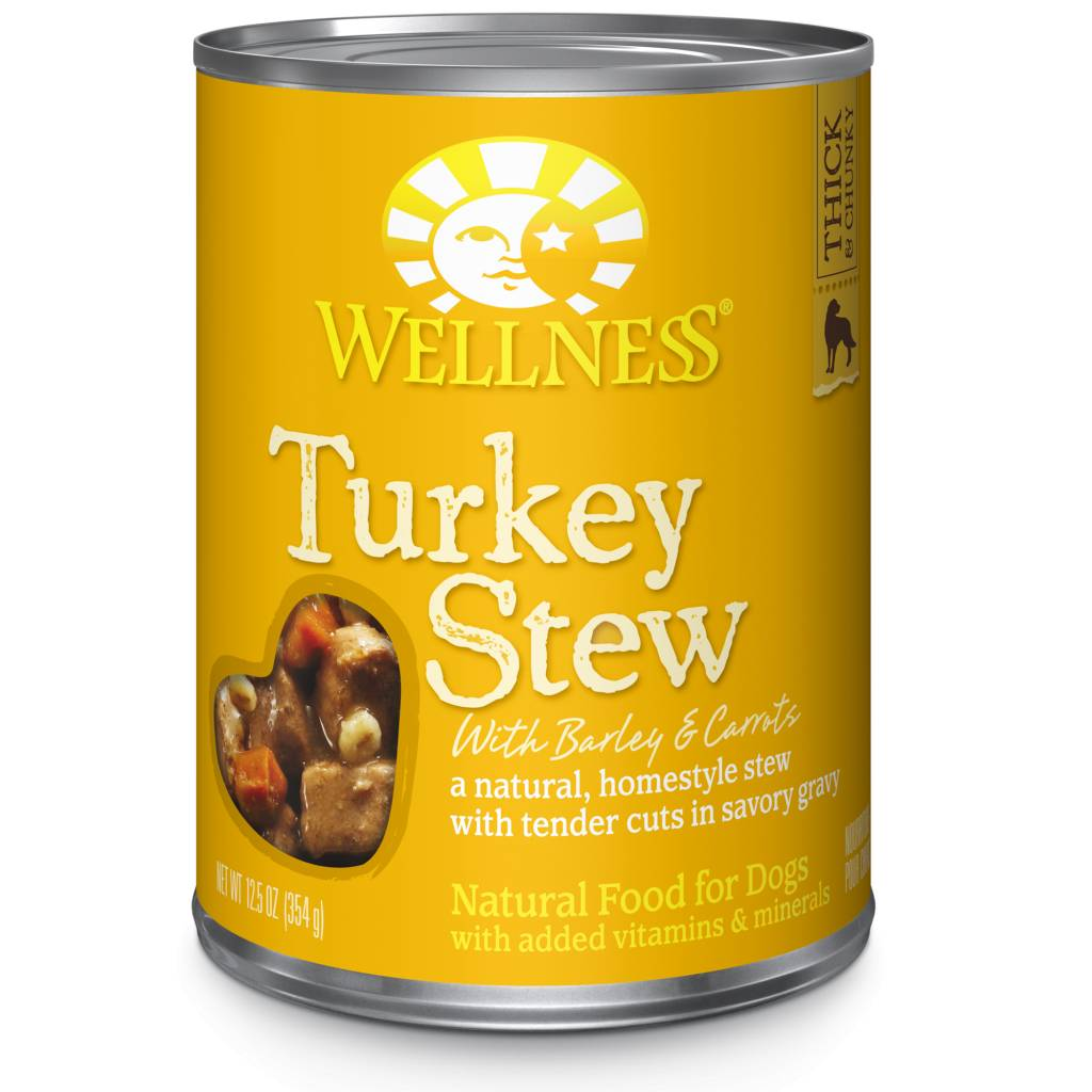 WELLNESS Wellpet Stew Turkey 12.5oz