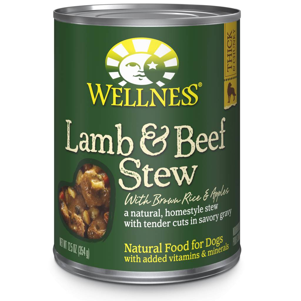 WELLNESS Wellpet Stew Lamb 12.5oz
