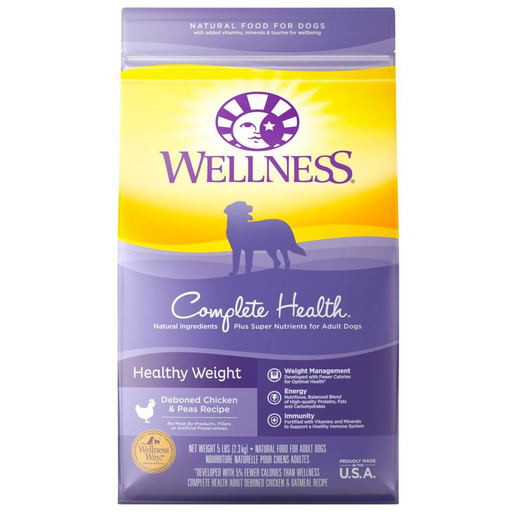 WELLNESS Wellpet Complete Health Healty Weight Chicken -