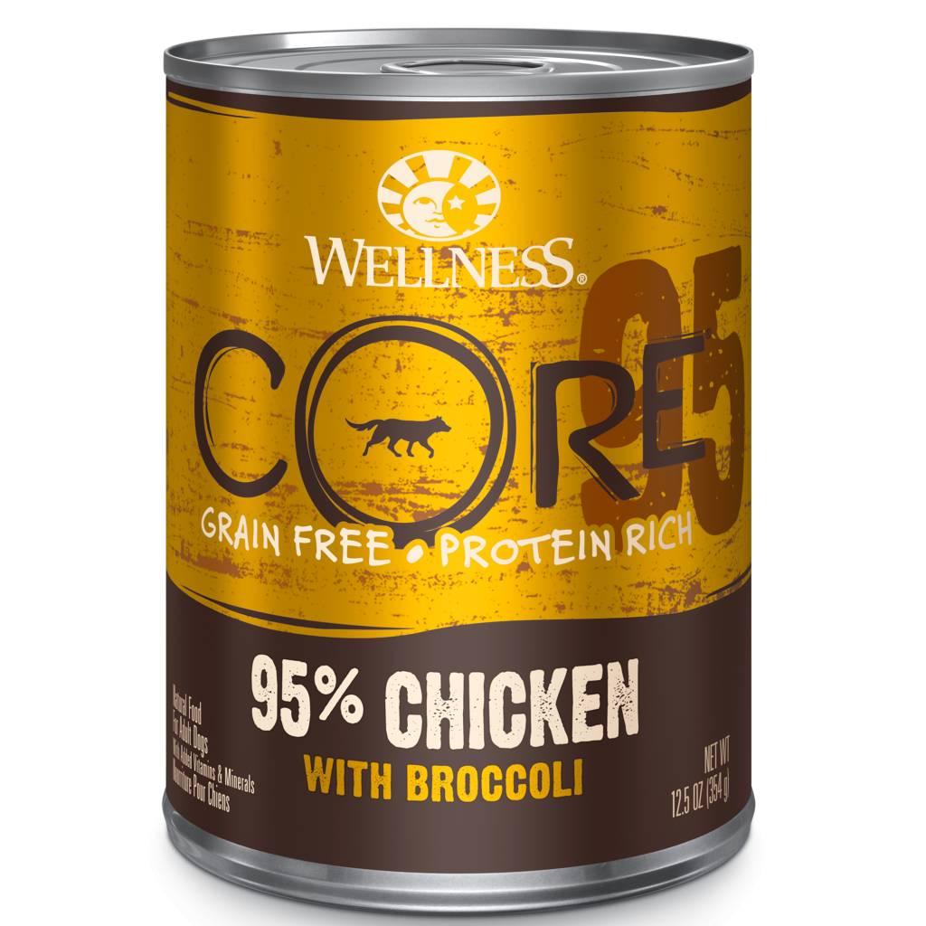 WELLNESS Wellpet 95% Chicken 13.2oz