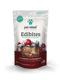 Pet Releaf Pet Releaf Edibites 7.5 oz -