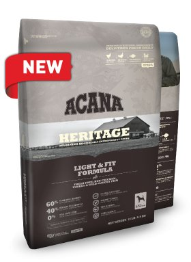 ACANA Acana Heritage Light & Fit -