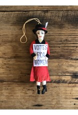 Silk Road Bazaar Suffragette Ornament