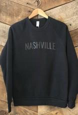 Black Nashville Sweatshirt