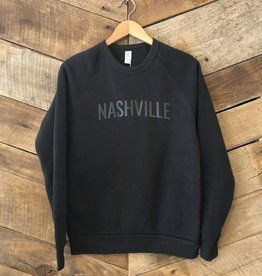 Black Nashville Sweatshirt