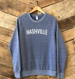 Blue Nashville Sweatshirt
