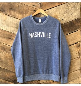 Blue Nashville Sweatshirt