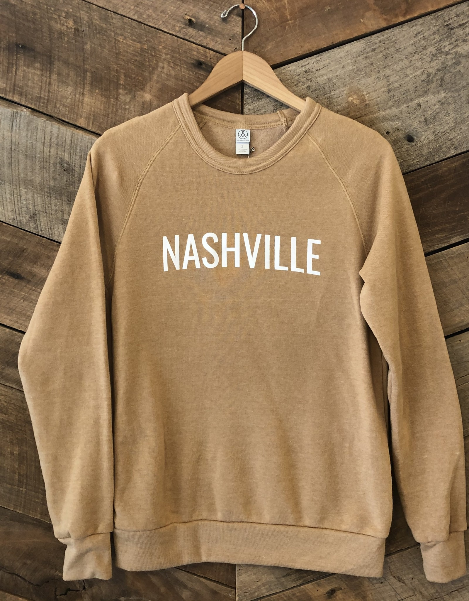 Camel Nashville Sweatshirt