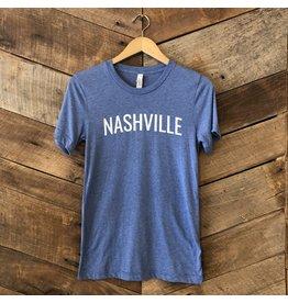 Blue Nashville Unisex Tee