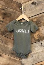 Olive Nashville Onesie