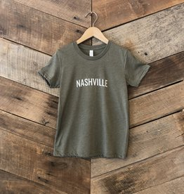 Olive Nashville Youth Tee