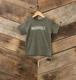 Olive Nashville Toddler Tee