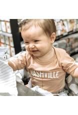 Peach Nashville Onesie