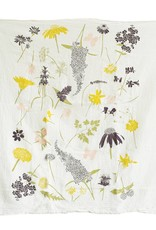Butterfly Garden Tea Towel