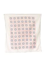 Vintage Pink Chicory Tea Towel