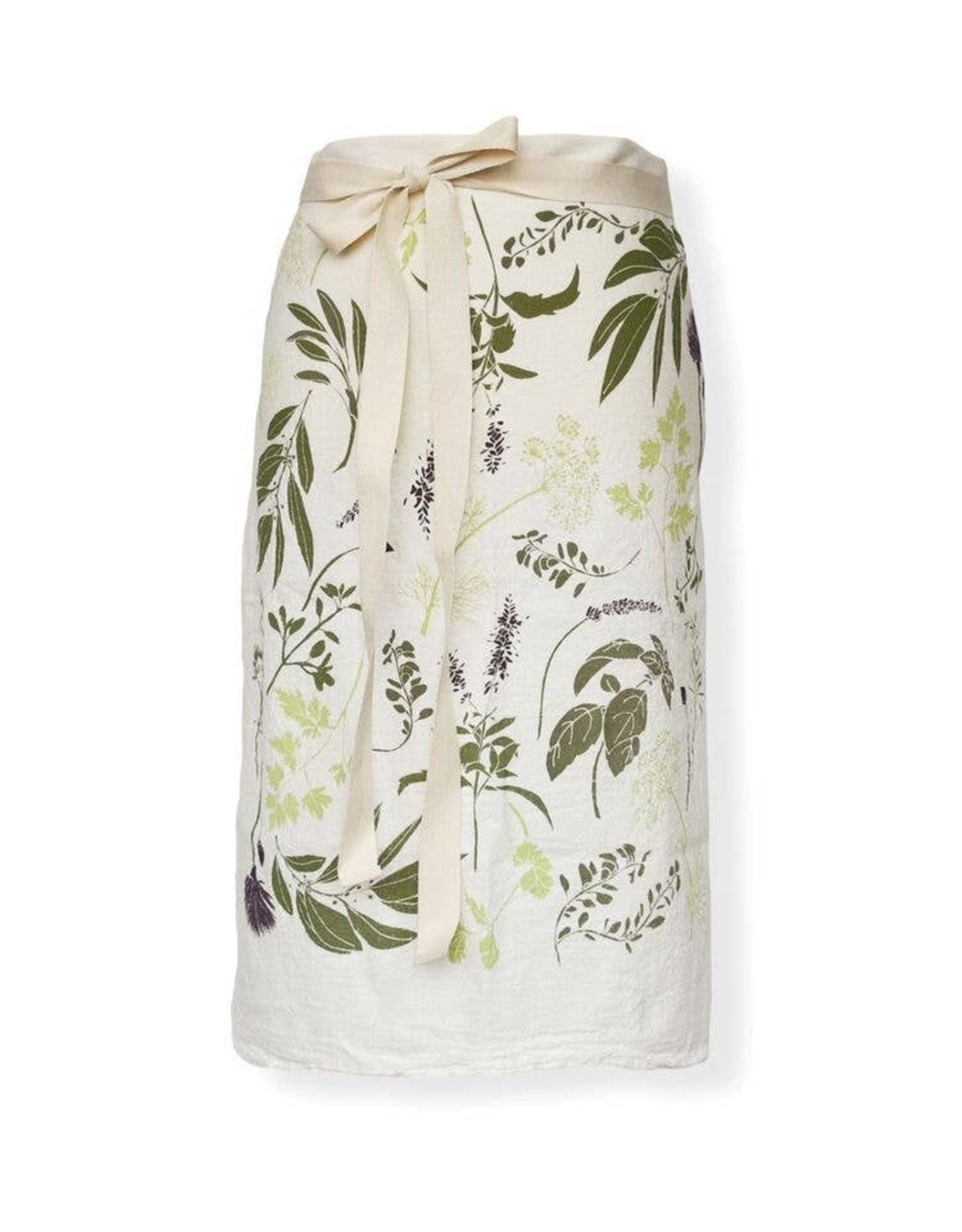 Herb Sprigs Apron