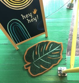 Monstera Doormat