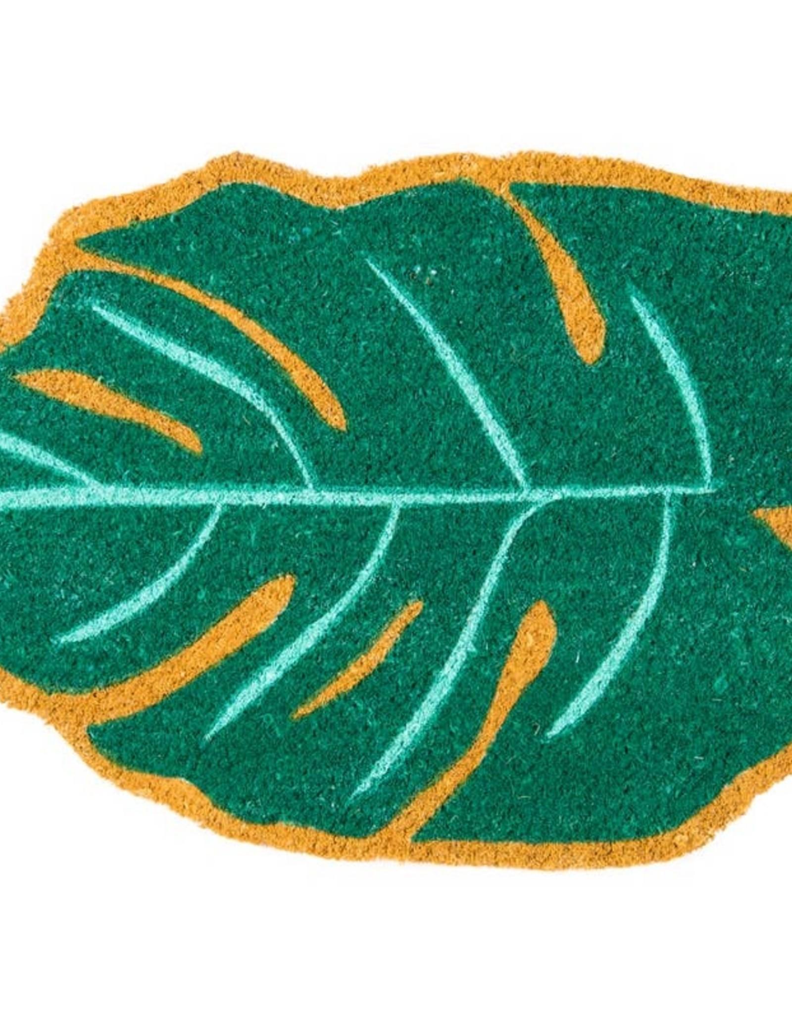 Monstera Doormat