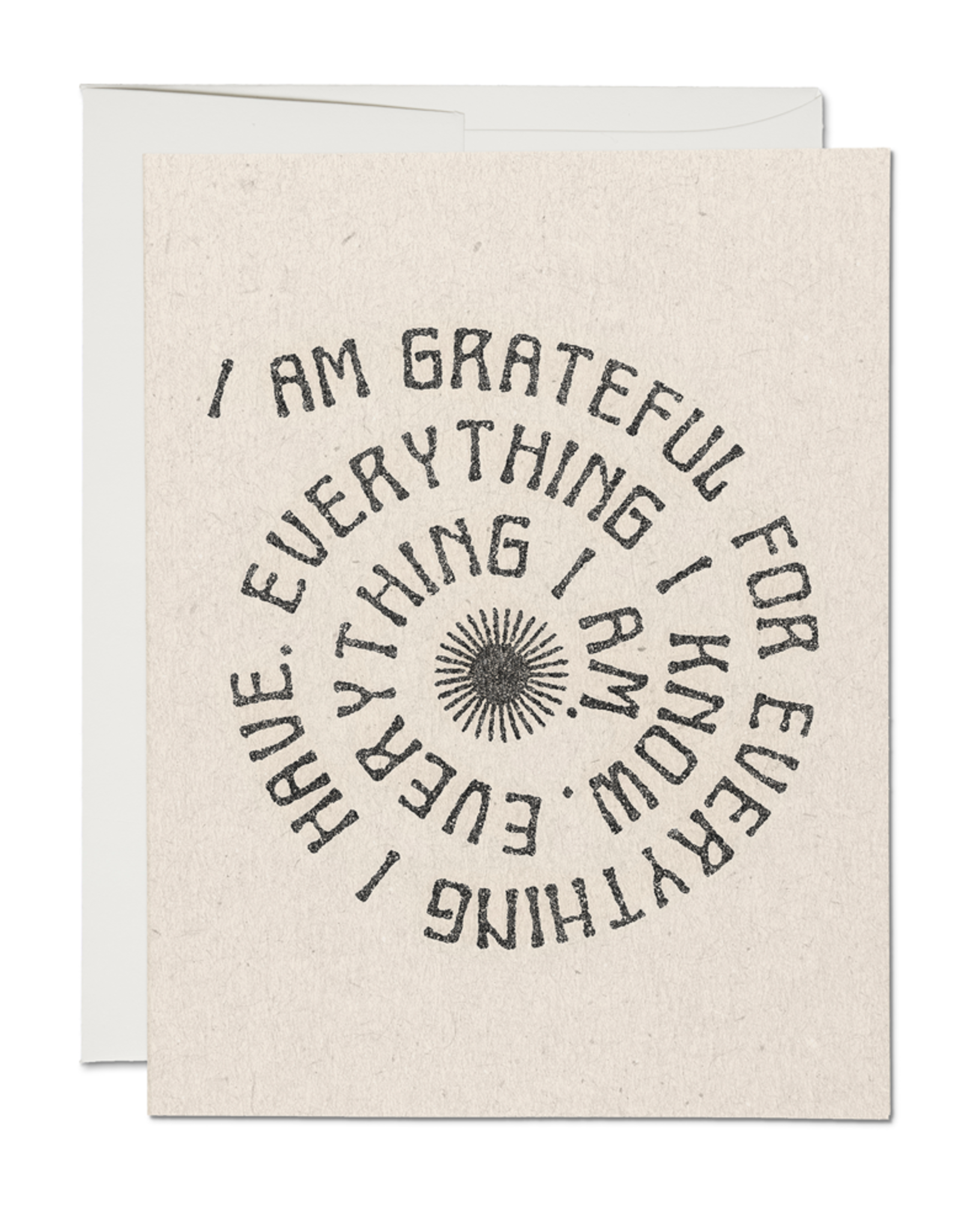 Grateful for Everything