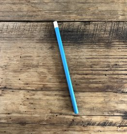 Bright Blue Pencil