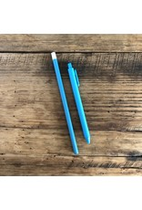 Bright Blue Pen