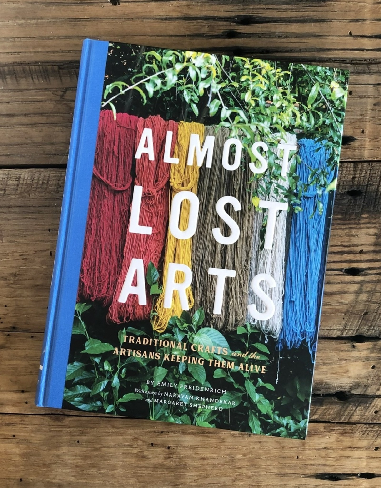 Almost Lost Arts