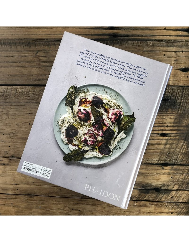 Mezze Cookbook