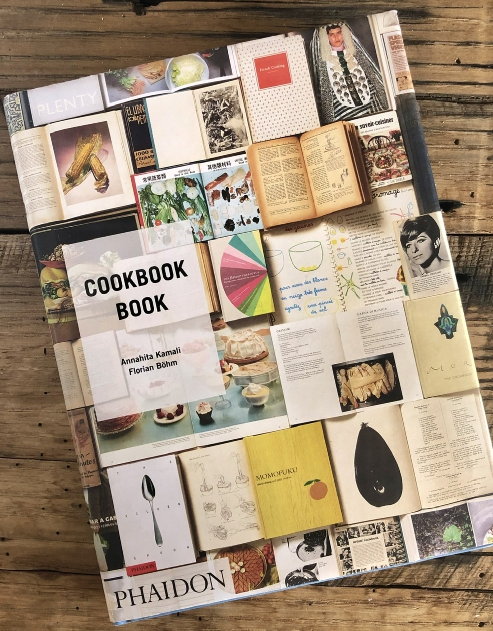 The Cookbook Book