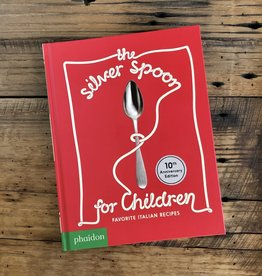 New Silver Spoon for Children