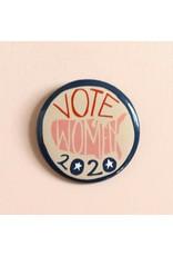 Vote Women Pin