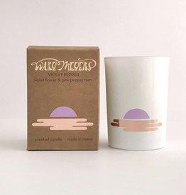 Violet Pepper Candle
