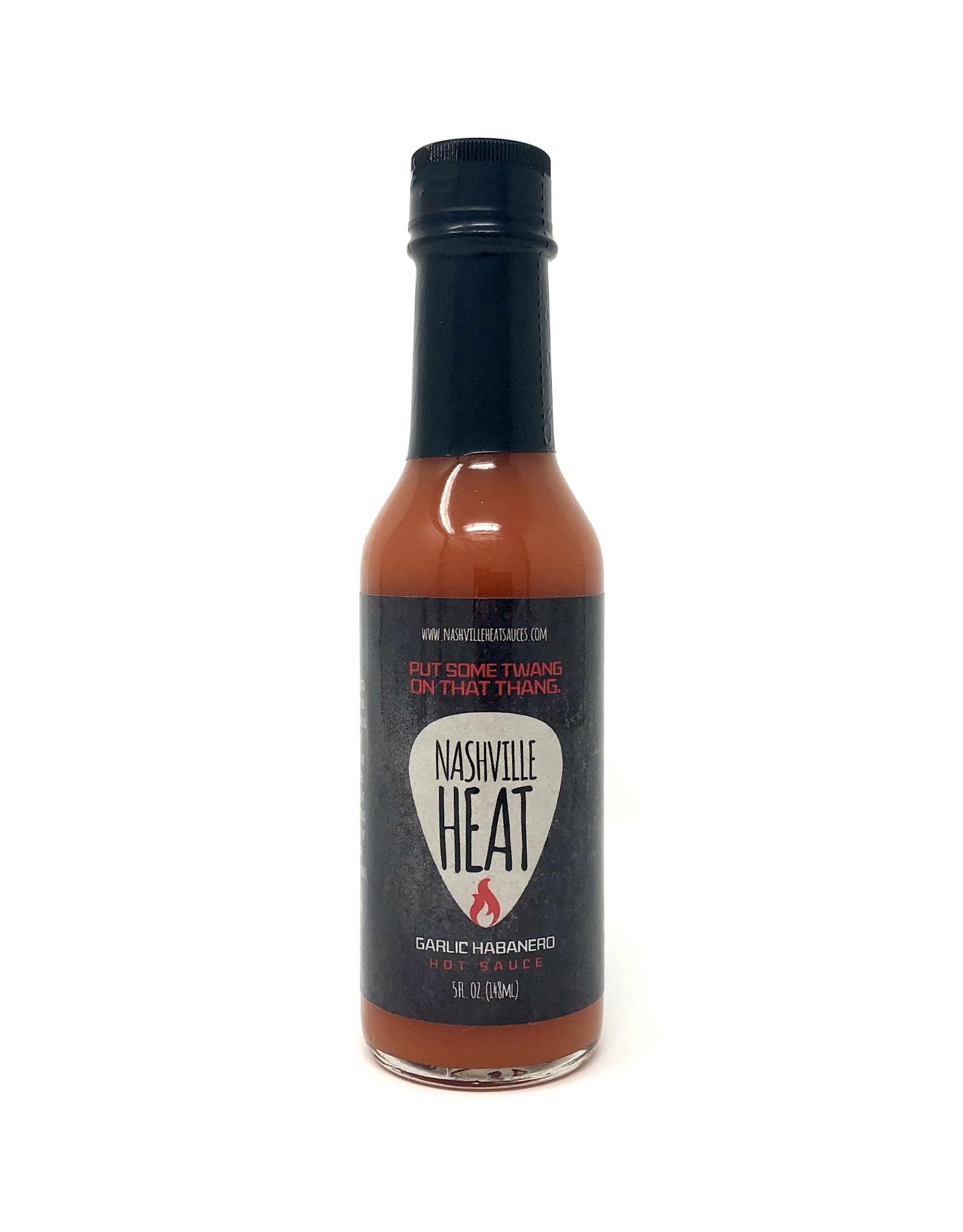 Garlic Habanero Sauce