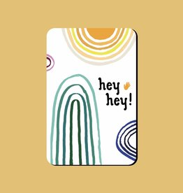 Hey Hey Rainbow Gift Card - Physical Shipped
