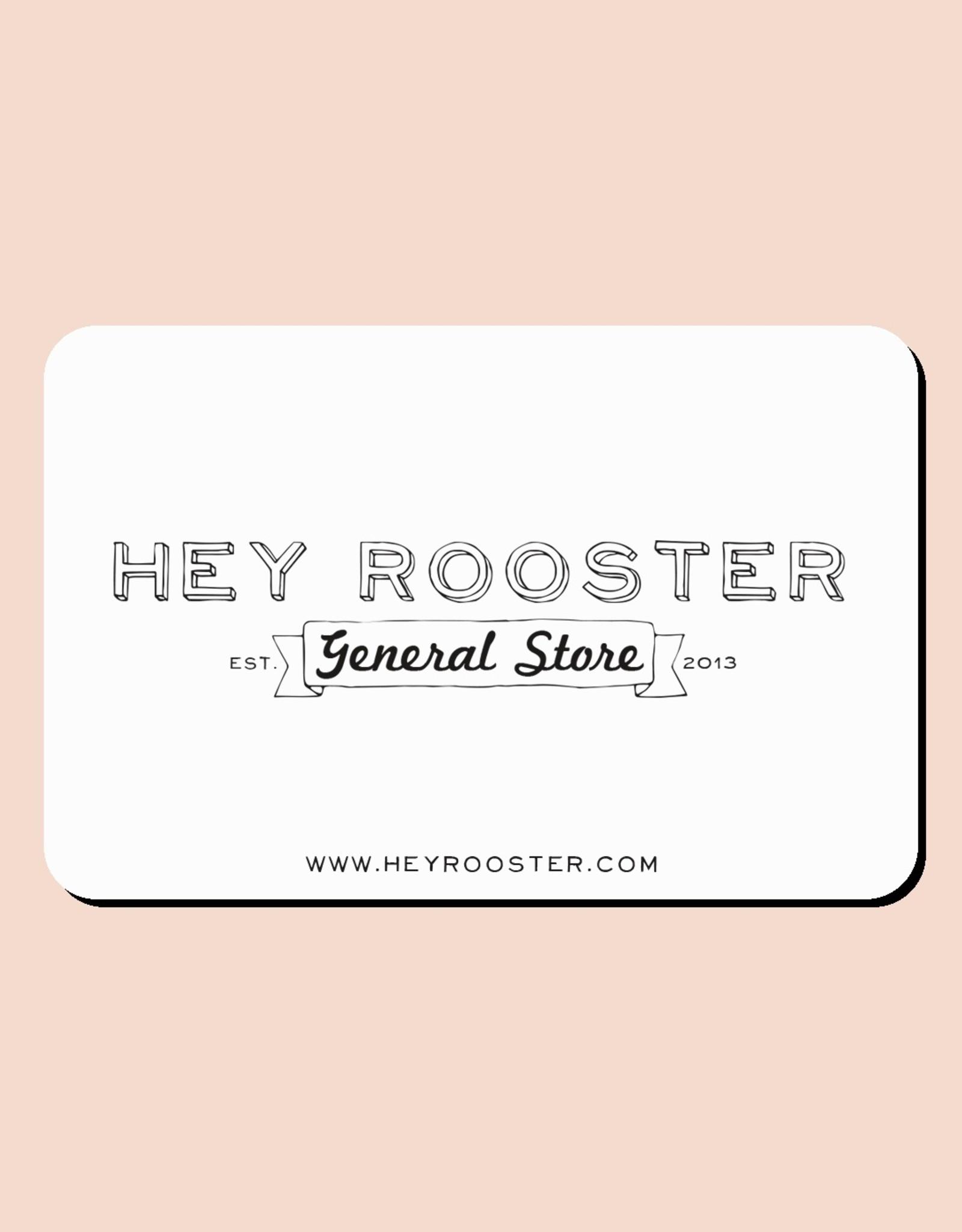 Original Logo Gift Card - Physical Shipped