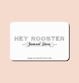Original Logo Gift Card - Physical Shipped