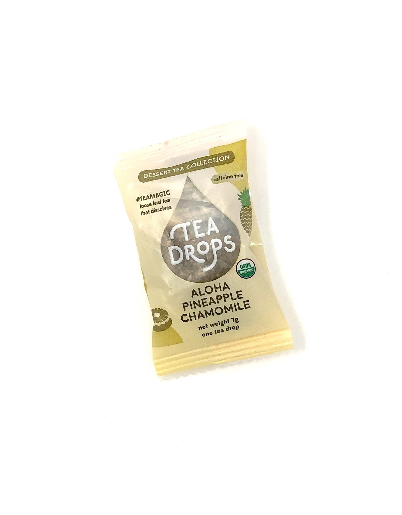 Aloha Pineapple Chamomile Tea Drop
