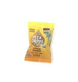 Citrus Ginger Tea Drop