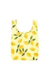 Small Lemon Nylon Tote