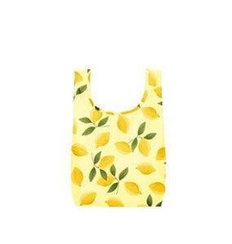 Small Lemon Nylon Tote