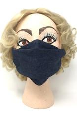 Adult DYO Thin Denim Mask