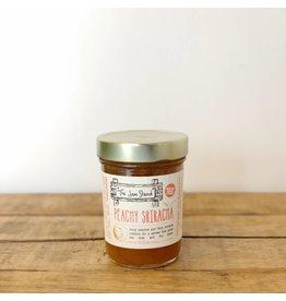 Peach Sriracha Jam