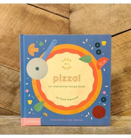 Pizza! An Interactive Recipe Book