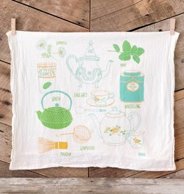 Tea Tea Towel